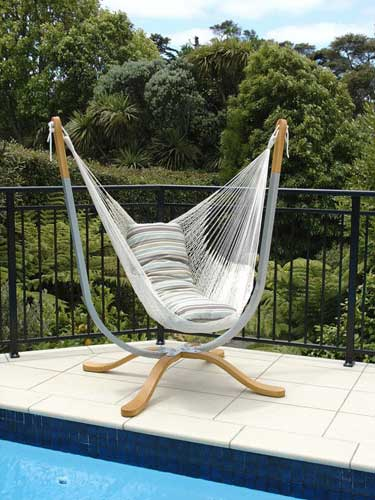 Outdoor Hammock Chair Stand | Hammocks Online Australia